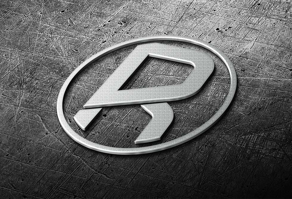 richhunter_photorealistic-logo-3d-steel_free