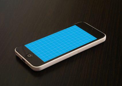 Мокап IPhone