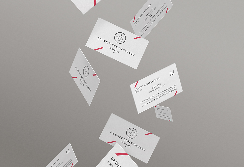 Gravity-Businesscards-Mock-up