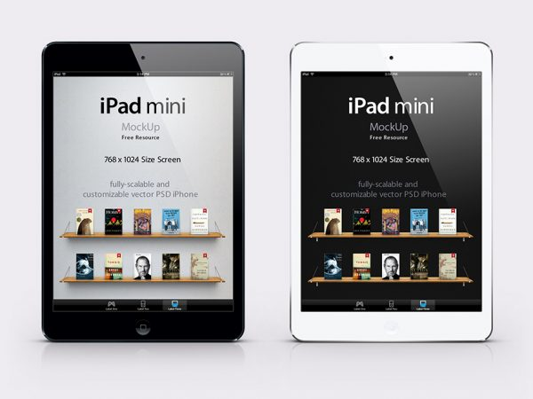 Mini-iPad-B&W-Mockup