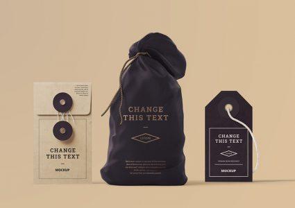 Мокап различной упаковки