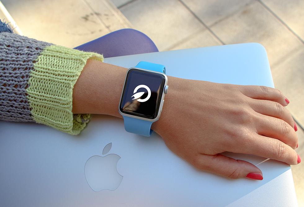Мокапы Apple Smart Watch и не только