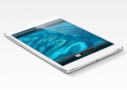 Мокап iPad mini