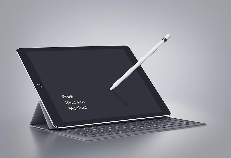 Мокап iPad