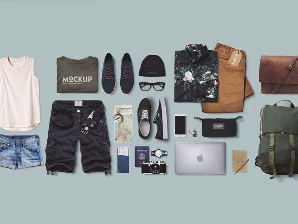 Traveler Mockup