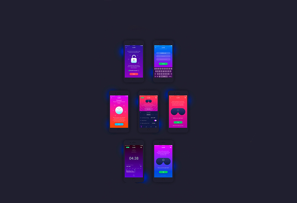 Мокап iPhone 6 & 7 App UI