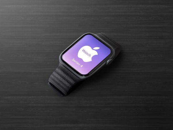 Мокап Apple Watch