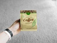 Мокап кофе